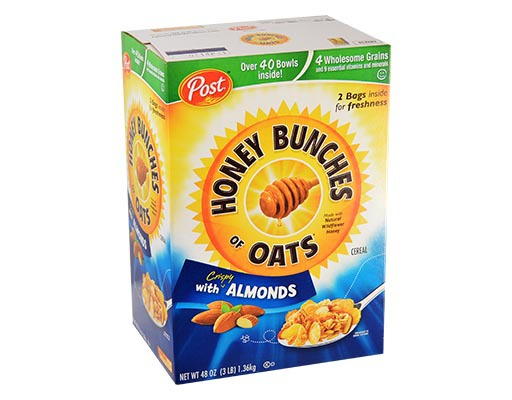 Honey Bunches Oats Just Bunches Honey Roasted