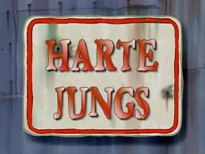 Harte Jungs Episode Spongepedia Die Weltweit Gr 246 223 Te