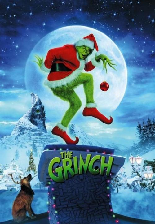 Verne Troyer Grinch