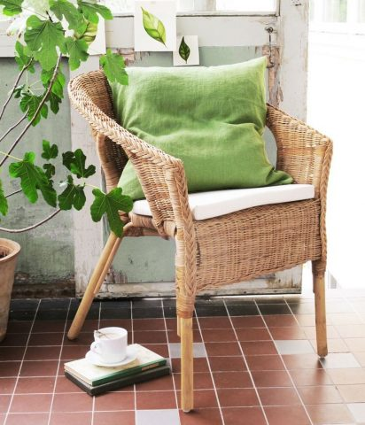 IKEA India  12 Things That Your Home Will Love for Under Rs  5 000 Agen Rattan Chair   Rs  3 990