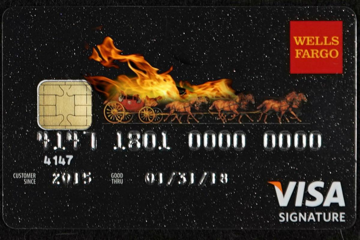 Wells Fargo Bank Cards Idea