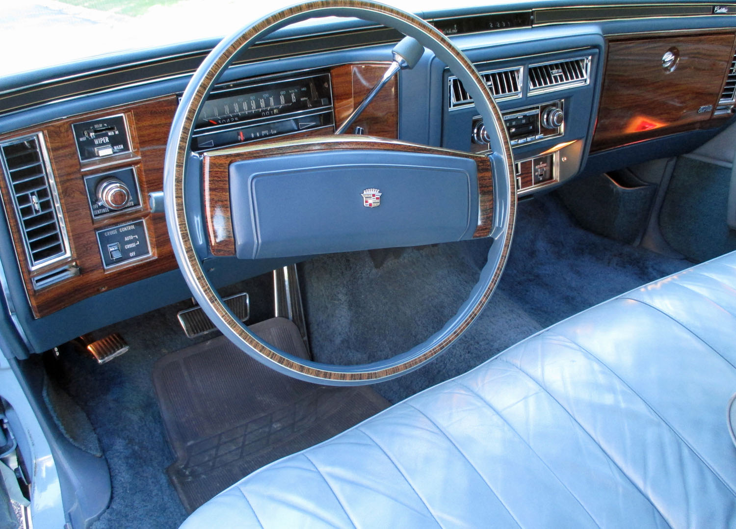 1977 Cadillac Coupe Deville Connors Motorcar Company