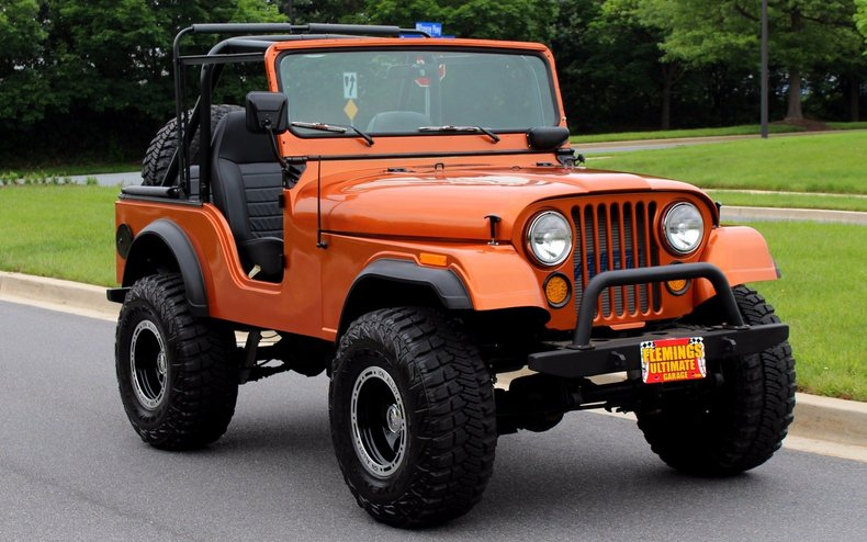 1977 Jeep Cj5 1977 Jeep Cj5 For Sale To Buy Or Purchase