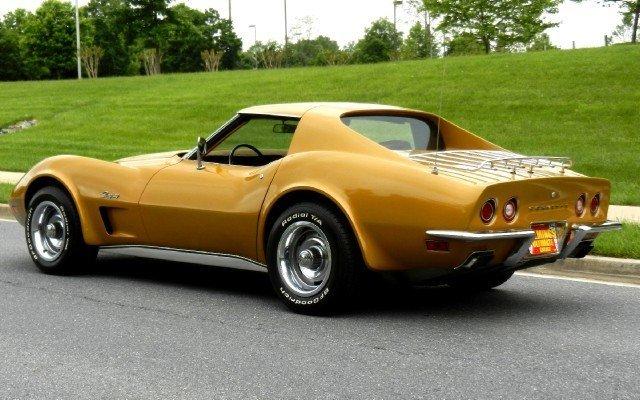 1973 Corvette Wheels Sale
