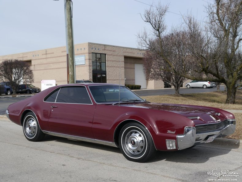 1966 Oldsmobile Toronado for sale  60867   MCG 1966 1966 Oldsmobile Toronado For Sale 1966 1966 Oldsmobile Toronado For  Sale