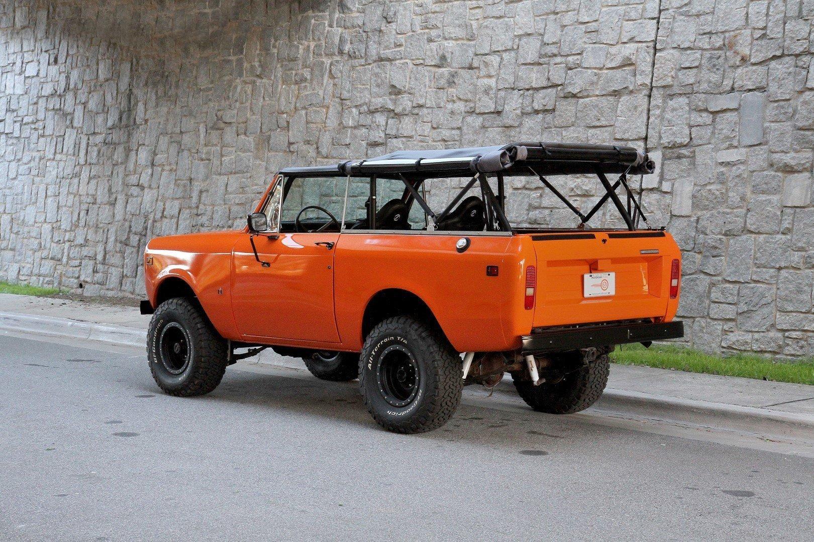 1978 International Scout 2