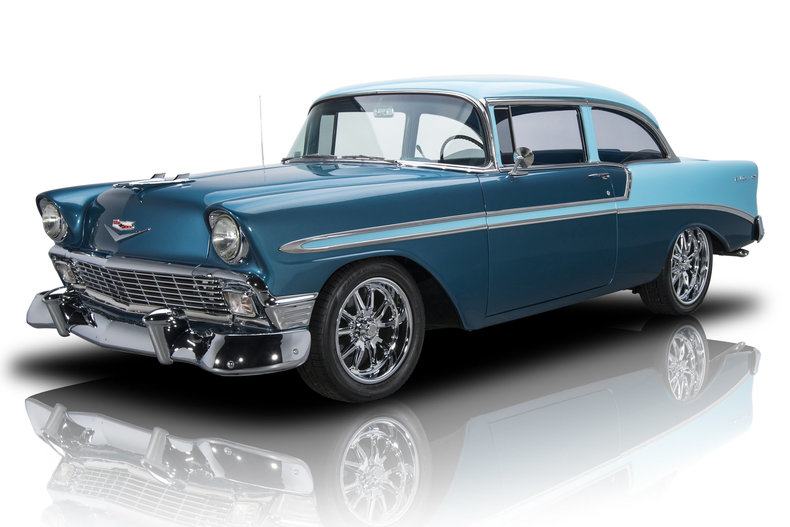 136155 1956 Chevrolet Bel Air   RK Motors Classic and Performance     1956 Chevrolet