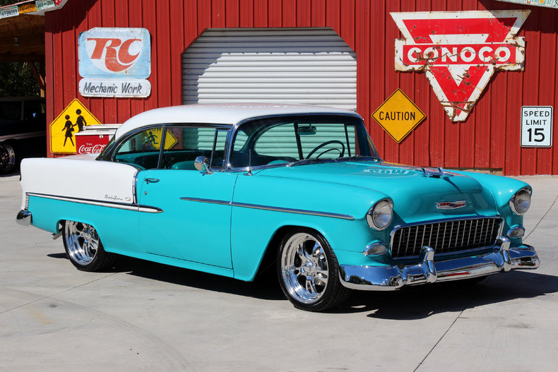 1955 Chevrolet Bel Air   Classic Cars   Muscle Cars For Sale in     1955 Chevrolet Bel Air