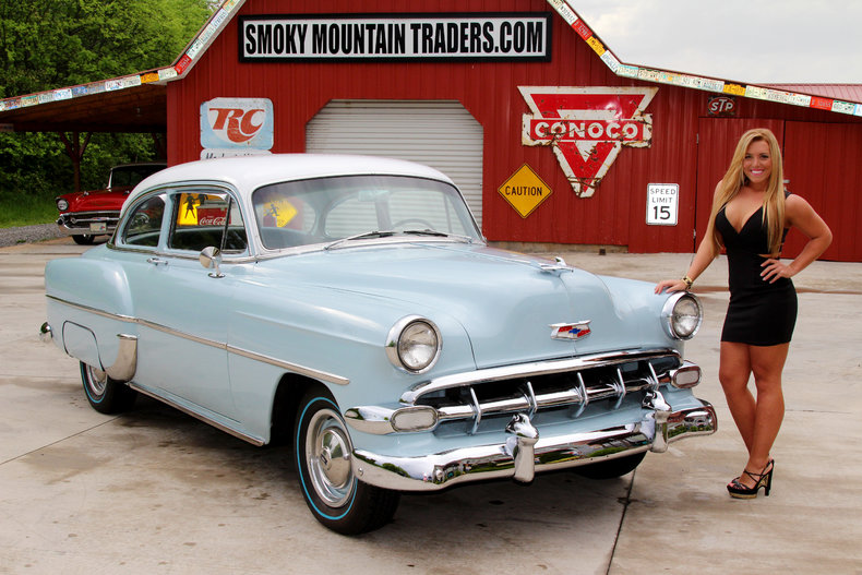1954 Chevrolet 210   Classic Cars   Muscle Cars For Sale in Knoxville TN     1954 Chevrolet 210