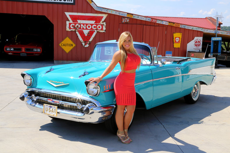 1957 Chevrolet Bel Air   Classic Cars   Muscle Cars For Sale in     1957 Chevrolet Bel Air