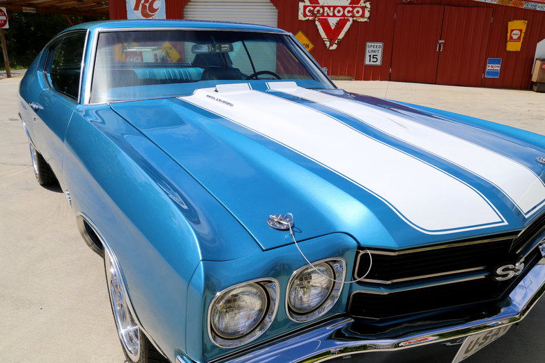 1970 Chevrolet Chevelle   Classic Cars   Muscle Cars For Sale in         1970 Chevrolet Chevelle