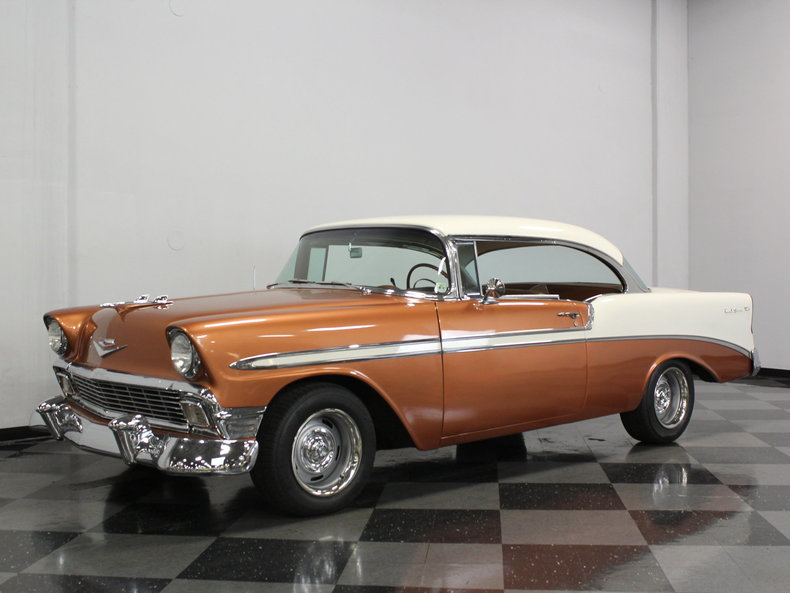 1956 Chevrolet Bel Air   Streetside Classics   The Nation s Trusted     For Sale  1956 Chevrolet Bel Air