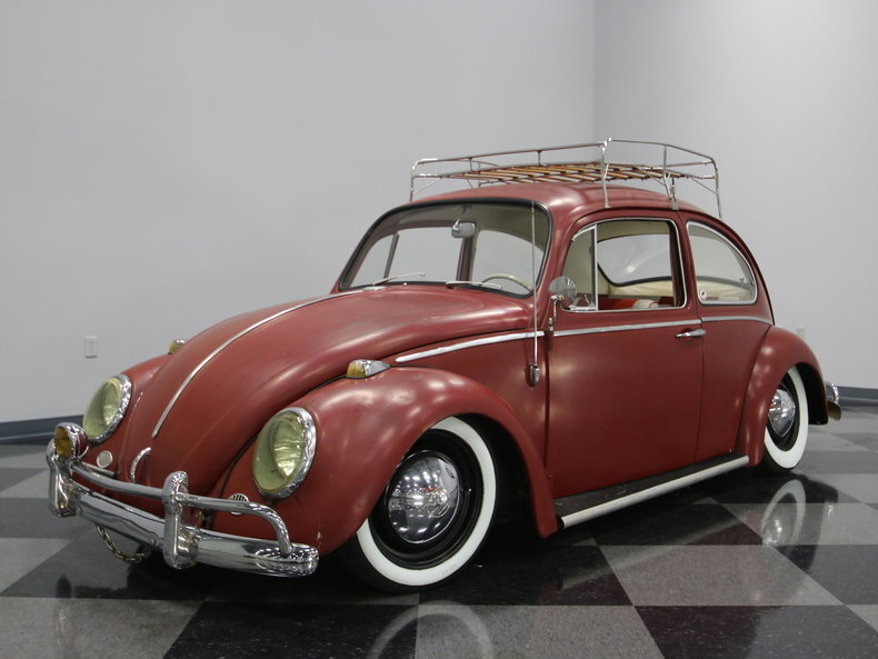 1965 Volkswagen Beetle   Streetside Classics   The Nation s Trusted     For Sale  1965 Volkswagen Beetle