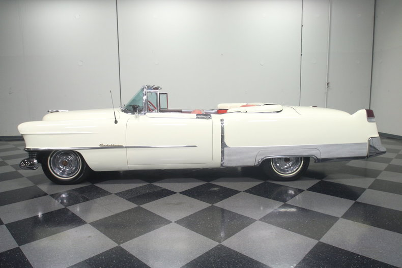 1954 Cadillac Eldorado Convertible For Sale   All Collector Cars 1954 Cadillac Eldorado 1