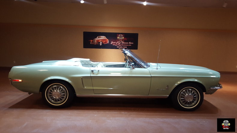 1968 Ford Mustang   Just Toys Classic Cars 1968 Ford Mustang