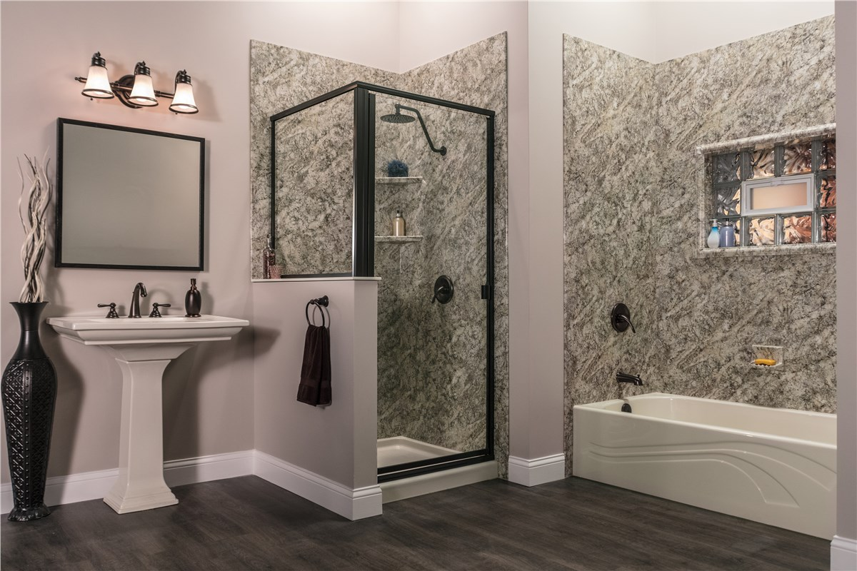 Small Bath Remodel   Guest Bathroom Remodeling   Luxury Bath Products