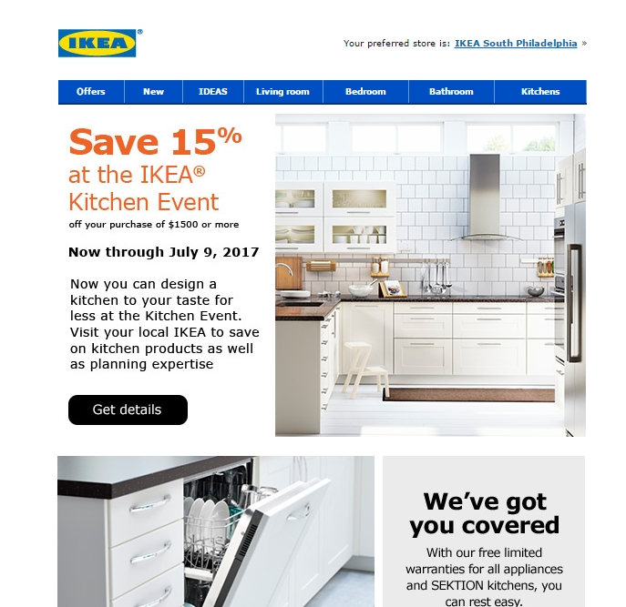 Ikea Kitchen Event 2017
