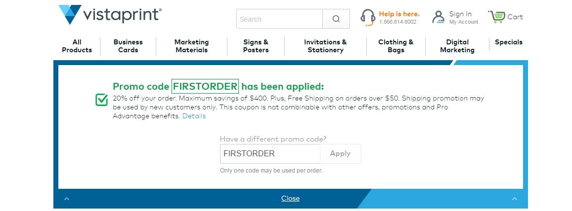 2017 Amazon 20 Codes Entire Promo Order