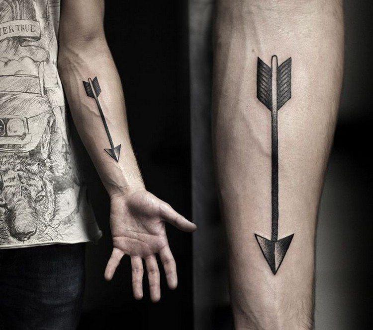 Wolf Woods Tattoo Sleeve