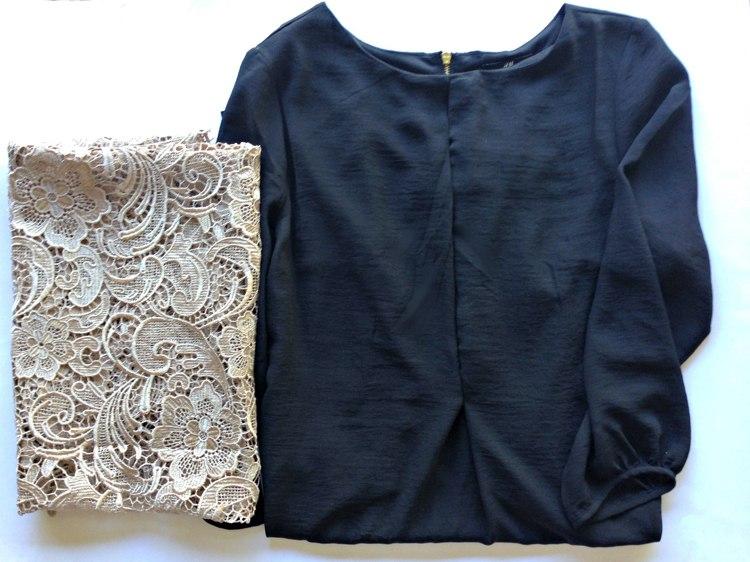 3 Upcycling Ideen für Kleidung und Nähanleitung dazu