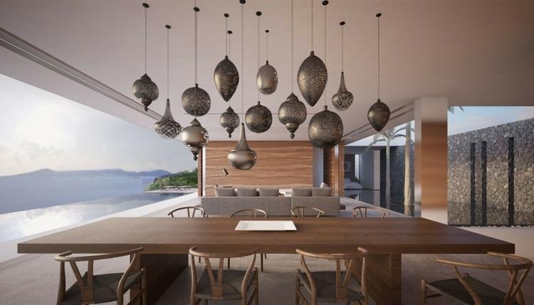 Orientalische Lampen Exotische Dekoration In Den Eigenen