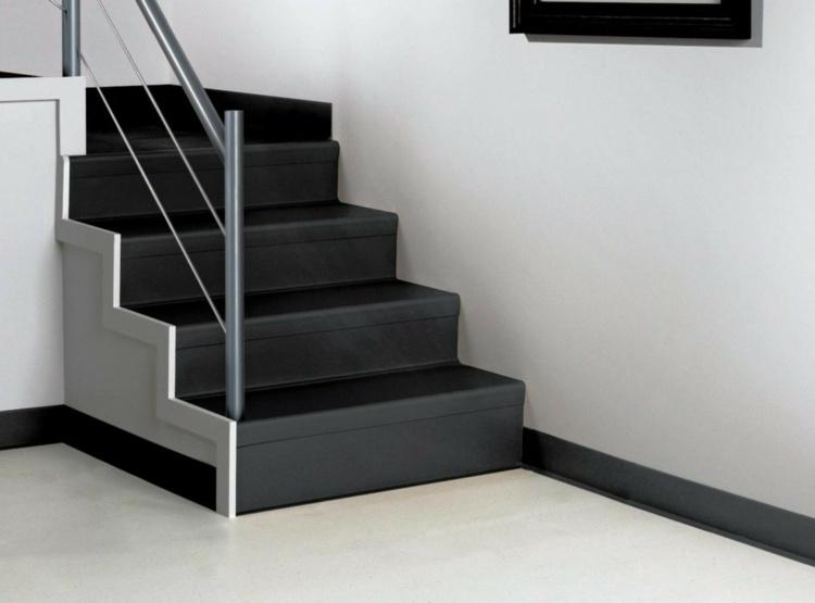Treppe verkleiden - Tipps zu Materialien und Techniken für