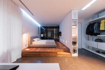 download intrieur dune chambre coucher de grenier avec la salle de ...