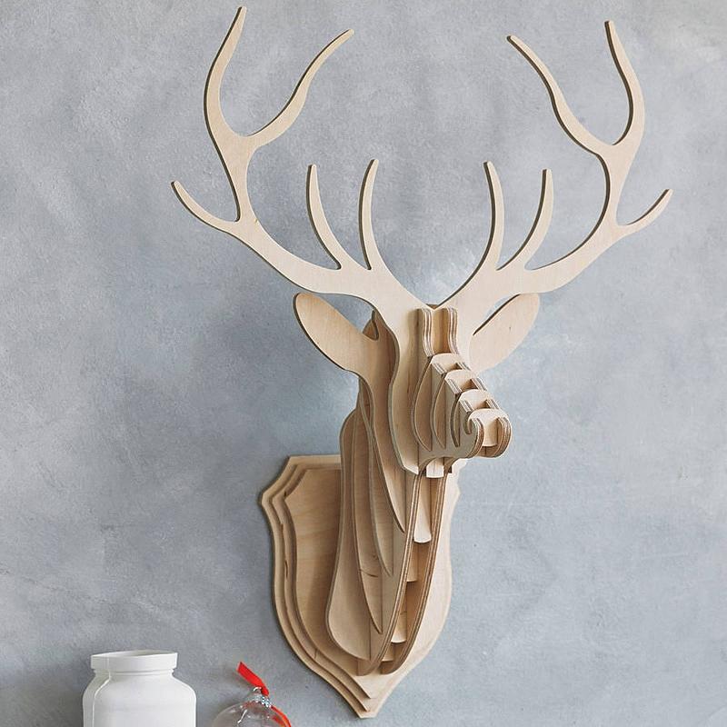 Deer Mural Wall Paper