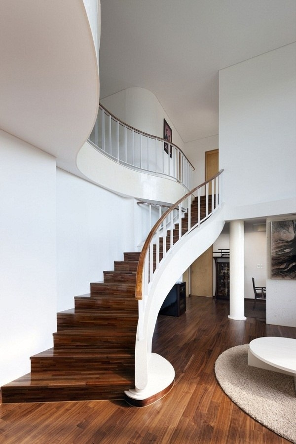 73 Ideas For Modern Stairs Design Which Enhance The Home Individuality   Modern Wooden Staircase Designs   Wood Carving Wooden Railing   Railing   Designer   Gallery   Layout