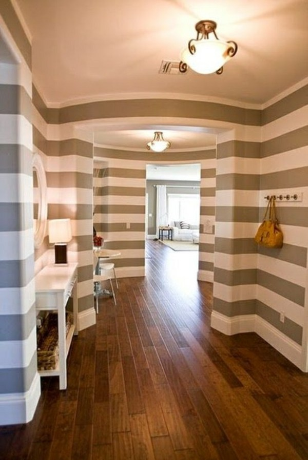 Geometric Wall Painting Ideas