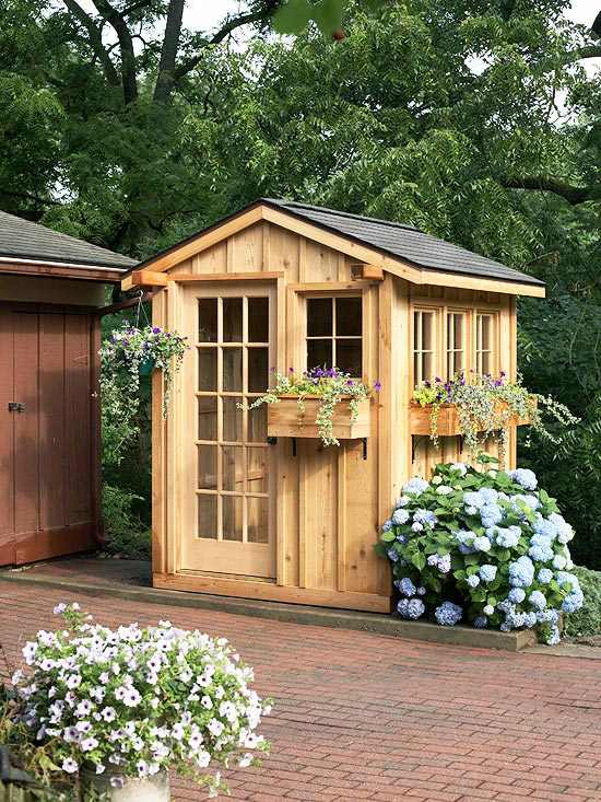 Quick And Easy Garden Shed Kit