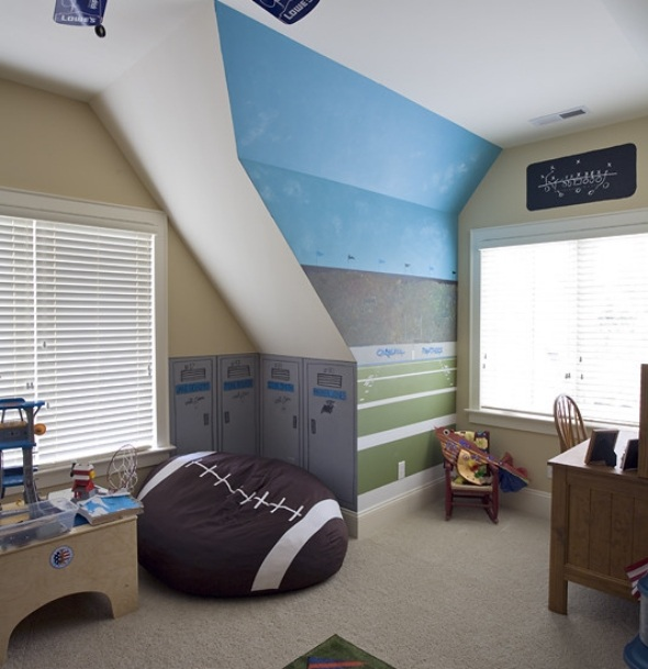 Kids Room Furniture 15 Ideas For Sports Themed Rooms For