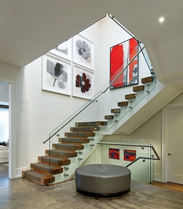25 Ideas For Stair Runners A Functional Necessity For The Home   Wrapping Stair Treads With Carpet   Stairway Remodel   True Bullnose   Non Slip   Wood Stairs   Oak Valley