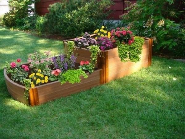 Raised Garden Designs Ideas