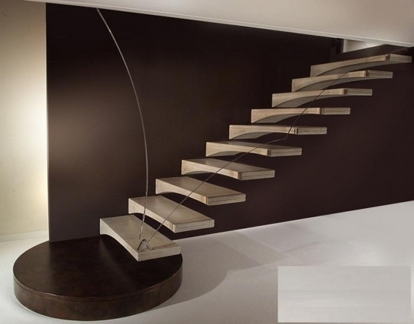 Contemporary Floating Staircase – Designs Beyond Imagination | Home Interior Steps Design | Outside | New Model | Balcony | Interesting | Innovative