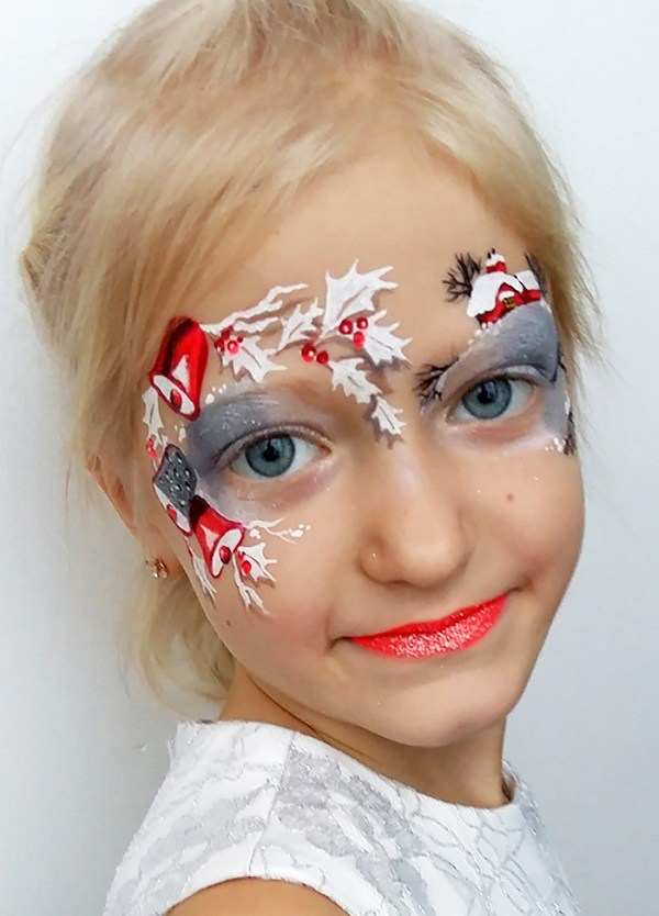 Easy face painting ideas for kids     add fun to the kids Halloween party simple christmas Easy face painting ideas for kids     add fun to the kids  Halloween party