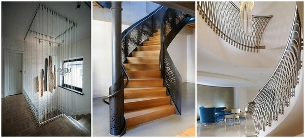 Metal Railing Ideas – Exclusive Staircase Designs For Your Home   Modern Home Stair Railings   Front Porch Stair Railing   Loft   Modern Glass Balustrade   Simple 2Nd Floor Railing Wood Stairs Iron Railing Design   Steel