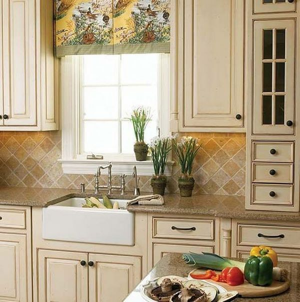 Vanilla Kitchen Cabinets All Time Elegant And Universal