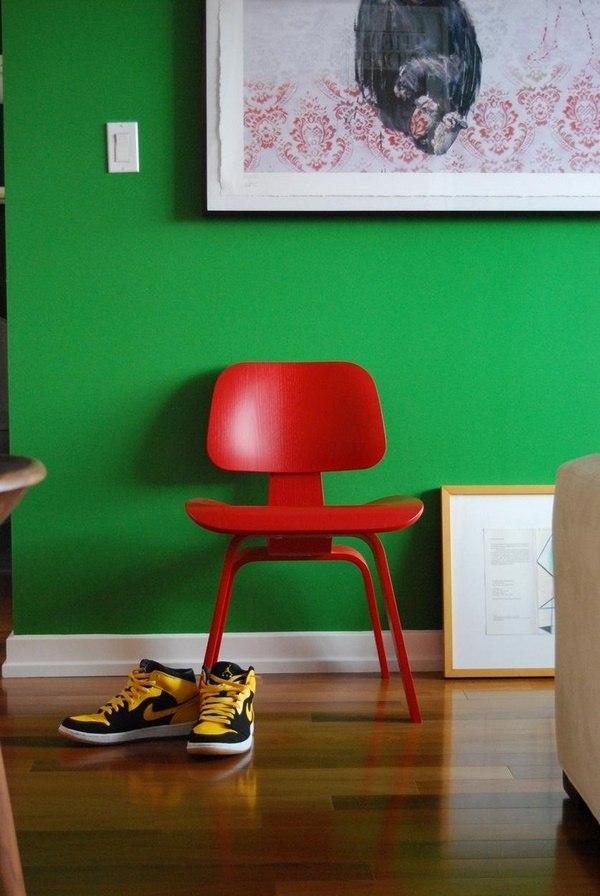 Bright Color Interior Design