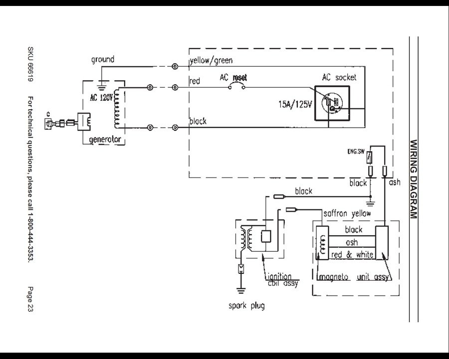 ac generator wiring schematic wiring solutions rh rausco com