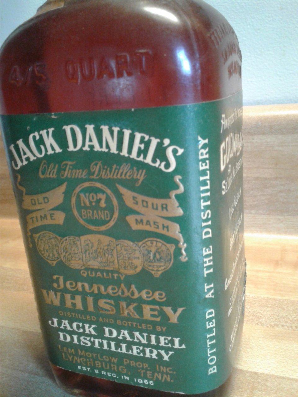 Daniels Jack Gallon 1