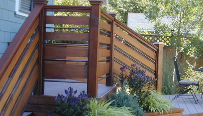 Deck Railing Ideas For Your Home Find One For You Part 9