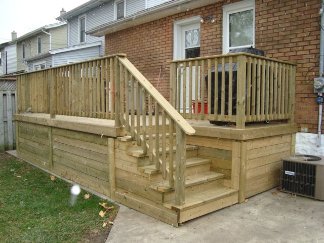Deck Photo Gallery Decks And Fences By Ryan Windsor
