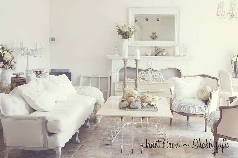 French Cottage Home Decor