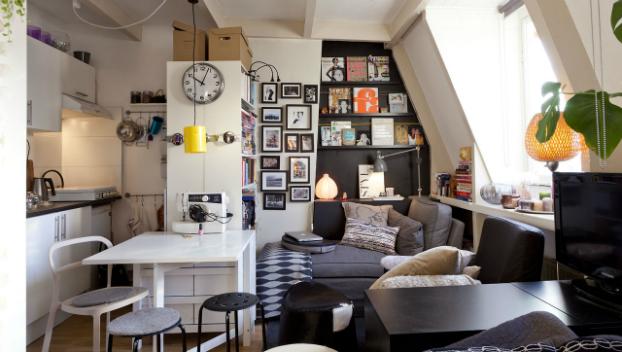 Tiny Studio Ideas