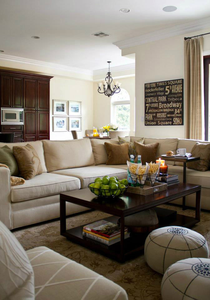 Great Family Room Ideas