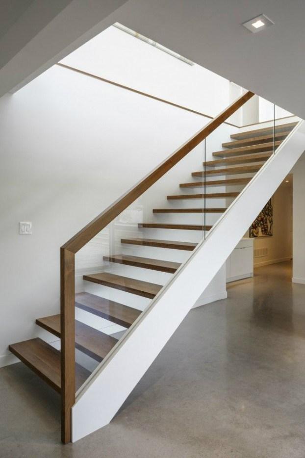 47 Stair Railing Ideas Interior Stair Rails Decoholic   Stair Railing Design Modern   Exterior Irregular Stair   Luxury   Round   Interior   Handrail