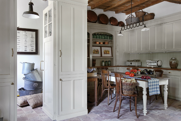 Shabby-Chic Modern Rustic Interior - Decoholic