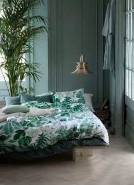 26 Awesome Green Bedroom Ideas   Decoholic green bedroom design idea