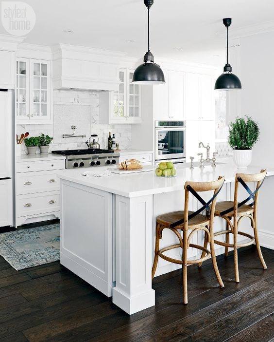 White Kitchen Designs 2017